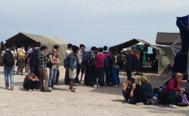 Φύλαξη παράνομων μεταναστών – συνθήκες εργασίας