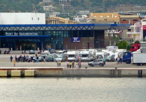 Απολογισμός επισκέψεων στις Λιμενικές Αρχές Ηγουμενίτσας, Πρέβεζας και Λευκάδας
