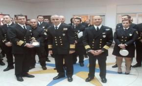 Επίσκεψη Αρχηγού Λ.Σ.-ΕΛ.ΑΚΤ. στις Λ.Α. της ΕΠΛΣ ΒΔ Ελλάδας