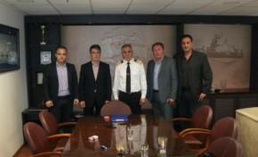 ΕΠΛΣ Θράκης - Συνάντηση με Αρχηγό ΛΣ-ΕΛΑΚΤ