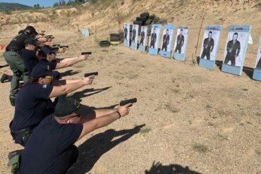 Πραγματοποίηση εκπαίδευσης στελεχών στην αστυνομική αυτοάμυνα - αυτοπροστασία & οπλοτεχνική