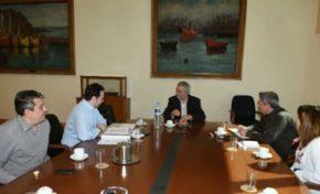 Συνάντηση με Αναπληρωτή Υπουργό Ναυτιλίας κ. Δρίτσα Θεόδωρο