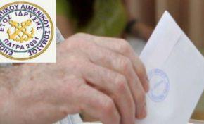 Παραίτηση υποψηφίου από το ψηφοδέλτιο Α.ΚΙ.Δ.Α.
