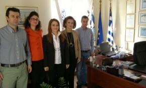 Συνάντηση ΕΠΛΣ Κεντρικής Ελλάδος με Βουλευτές των Ανεξάρτητων Ελλήνων