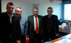 Συναντήσεις Ε.Π.Λ.Σ. με πολιτικούς φορείς