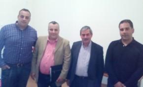 Συνάντηση με τον βουλευτή Μεσσηνίας ΠΕΤΡΑΚΟ Αθανάσιο