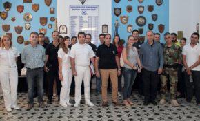 Επίσκεψη κλιμακίου Π.Ο.Ε.Π.Λ.Σ. στα Δωδεκάνησα