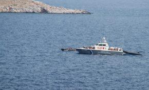 Ψυχολόγοι του Λ.Σ. θα ανιχνεύσουν πιθανά σημάδια μετατραυματικής διαταραχής στα πληρώματα σκαφών του Ανατολικού Αιγαίου