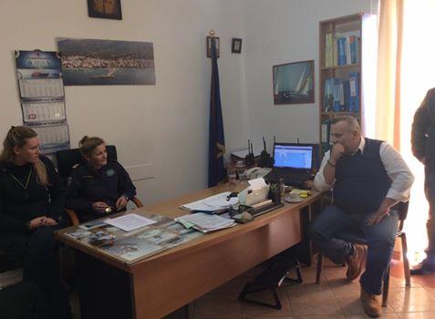 Eπίσκεψη ΕΠΛΣ Ν. Πελοποννήσου στο Λ/Χ Νεάπολης Βοιων