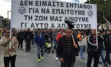 Συμμετοχή της ΕΠΛΣ Ανατολικής Κρήτης στην παγκρήτια διαμαρτυρία όλων των φορέων εργαζομένων! Στον αγώνα όλοι μαζί!!!
