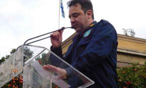 Χαιρετισμός προέδρου ΠΟΕΠΛΣ κ.ΤΣΑΤΣΟΥΛΗ ΑΘΑΝΑΣΙΟΥ