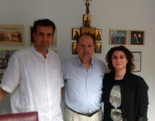 Συνάντηση Δ.Σ. με Βουλευτή ΑΝΕΛ κ. ΛΑΖΑΡΙΔΗ