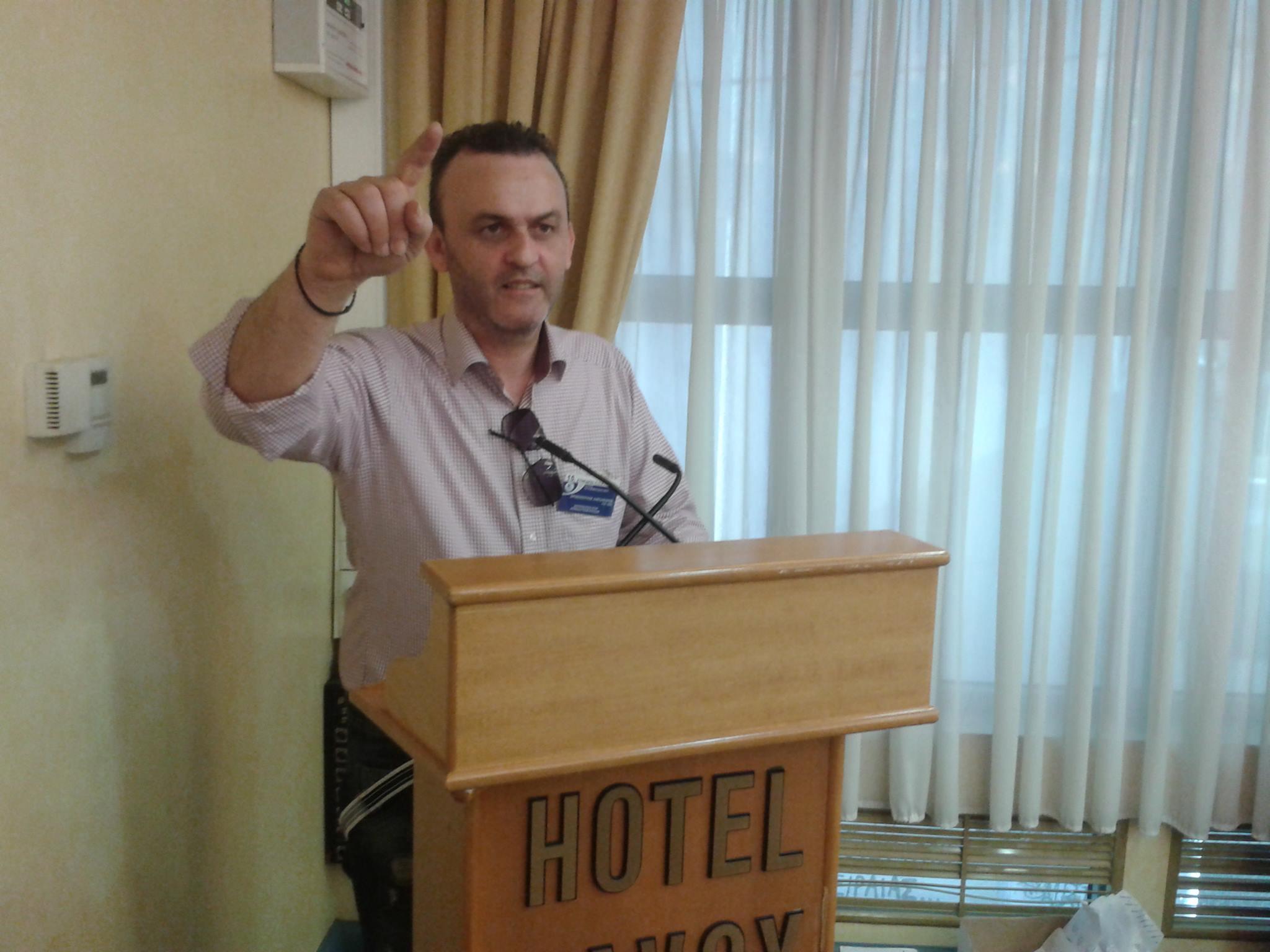 Ο Γεν. Γραμματέας ΠΟΕΠΛΣ Δροσόπουλος Αλέξανδρος για το νέο ΠΔ Μεταθέσεων