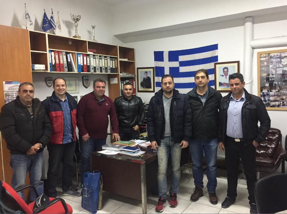 Συγκρότηση Δ.Σ. της Ε.Π.Λ.Σ. Ανατολικής Κρήτης