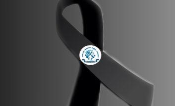 Εκφράζουμε τη θλίψη μας για την απώλεια συναδέλφου μας