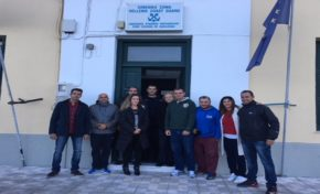 Επίσκεψη της Ε.Π.Λ.Σ. ΧΙΟΥ-ΣΑΜΟΥ στο νησί της Σάμου