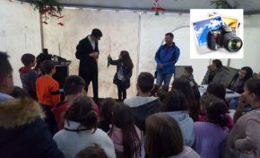 Λευκάδα : Εορταστική Εκδήλωση της ΕΠΛΣ/ΒΔΕ σε συνεργασία με το Λ/Χ Λευκάδας