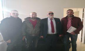 Συνάντηση της ΕΠΛΣ Δ. Κρήτης με τον ΥΝΑΝΠ κ.ΚΟΥΡΟΥΜΠΛΗ Παναγιώτη