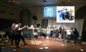 Ετήσιος χορός της Ε.Π.Λ.Σ./Β.Δ.Ε. στο Κ.Λ. Κέρκυρας
