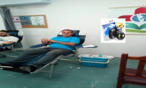 Εθελοντική αιμοδοσία στην Ιθάκη