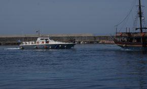 Καλαμάτα: Εντυπωσιακή άσκηση ετοιμότητας στο λιμάνι
