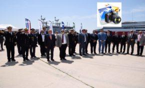 Π.Κουρουμπλής: «Ελληνική και Ιταλική Ακτοφυλακή προασπίζονται ανθρώπινες αξίες»