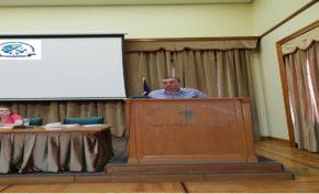 Ο Αλέκος ΔΡΟΣΟΠΟΥΛΟΣ στο 21ο τακτικό συνέδριο της ΠΟΕΠΛΣ