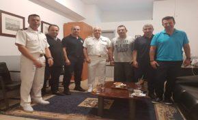 Συνάντηση ΔΣ Ένωσης Προσωπικού ΛΣ Κεντρικής Ελλάδος με Διοικητή 4ης ΠΕΔΙΛΣ