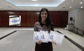 Παγκόσμιο βραβείο για την Αξιωματικό του Λιμενικού Σώματος Στέλλα Πετρίδου
