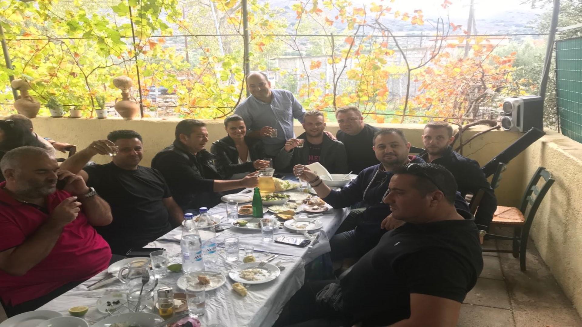 ΕΠΛΣ Ανατολικής Κρήτης-Ευχαριστήριο προς τους συμμετέχοντες στην εκδήλωση «Καζανέματα»