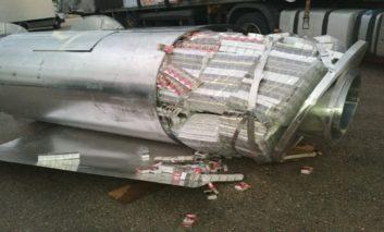 Σύλληψη ημεδαπού για μεταφορά 1.810.600 λαθραίων τσιγάρων στην Πάτρα