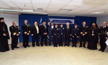 Τελετή ορκωμοσίας τριών (03) Υπαξιωματικών Λ.Σ. – ΕΛ.ΑΚΤ. ειδικότητας Υγειονομικού
