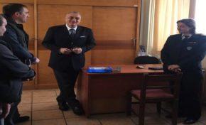 Επίσκεψη Ευρωβουλευτή κ. Μανώλη Κεφαλογιάννη στο Λ/Χ Κεφ/νιας