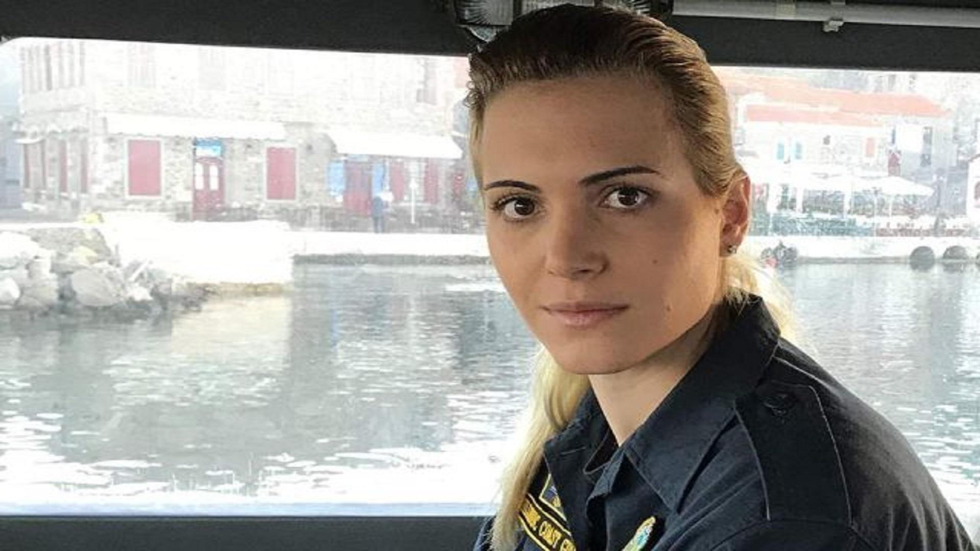 Επικελευστής ΛΣ Κόντη Μαρία, η μόνη γυναίκα κυβερνήτης σκάφους στα ανατολικά σύνορα, μιλάει στο ΑΠΕ-ΜΠΕ