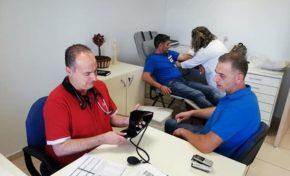 Πραγματοποίηση εθελοντικής αιμοδοσίας με μεγάλη συμμετοχή
