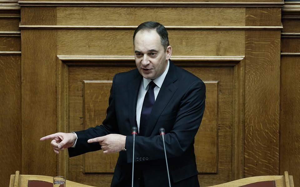 Γιάννης Πλακιωτάκης:Το Λιμενικό Σώμα δεν ανήκει στο Υπουργείο Ναυτιλίας..Το Λιμενικό Σώμα είναι το ίδιο το Υπουργείο Ναυτιλίας