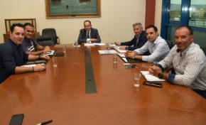Συνάντηση με Υπουργό Ναυτιλίας & Νησιωτικής Πολιτικής κ. Ιωάννη Πλακιωτάκη
