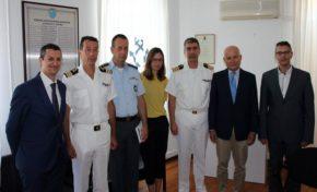 Εθιμοτυπική συνάντηση με Πρέσβη της Ιταλίας στην Ελλάδα