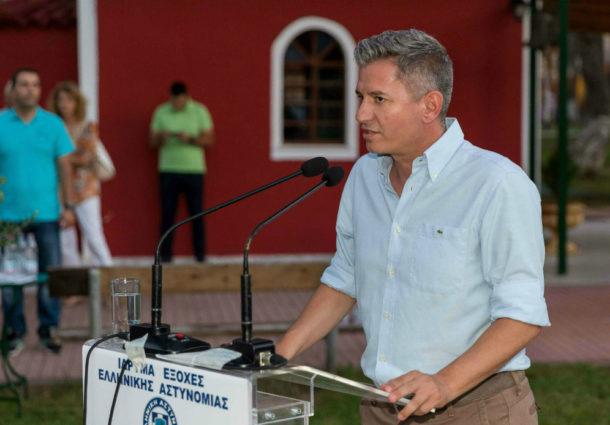 Δηλώσεις πρόεδρου Π.Ο.Ε.Π.Λ.Σ. με αφορμή τις δεσμεύσεις Πλακιωτάκη για το Λ.Σ.-ΕΛ.ΑΚΤ.