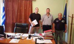 Λιμενικός Σταθμός Ληξουρίου-Συνάντηση Δημάρχου Λιμενικών με στόχο την επανίδρυση