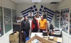 Δωρεά ιατροφαρμακευτικού υλικού στο κοινωνικό φαρμακείο του δήμου Ηγουμενίτσας