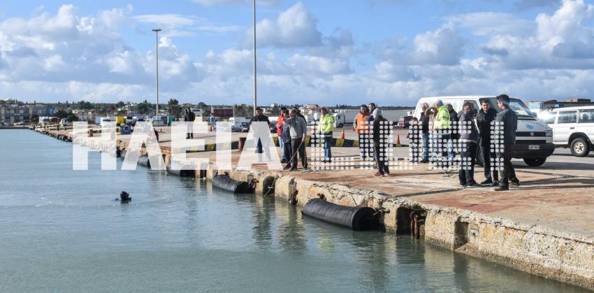 Πτώση αυτοκινήτου στο λιμάνι της Κυλλήνης: «Οι λιμενικοί μου έσωσαν τη ζωή» | VIDEO