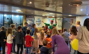Γιορτή για τα παιδιά των μελών της ΕΠΛΣ Ανατολικής Κρήτης
