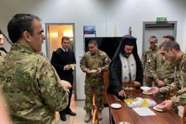 Κοπή πίτας Κλιμακίου Ειδικών Αποστολών Ηρακλείου