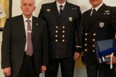 Η Λέσχη Αξιωματικών ΛΣ βράβευσε συναδέλφους