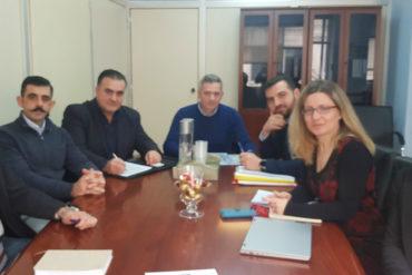 Συνάντηση Π.Ο.Ε.Π.Λ.Σ. με Γενική Γραμματέα Κοινωνικών Ασφαλίσεων