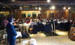 Κοπή πρωτοχρονιάτικης πίτας Κεντρικού Λιμεναρχείου Μυτιλήνης