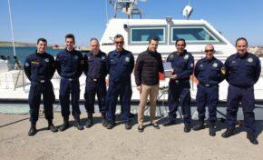 ΕΠΛΣ Θράκης: Απονομή τιμητικής πλακέτας στο ΠΛΣ 614