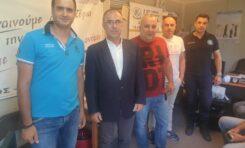 ΕΠΛΣ Νοτίου Πελοποννήσου: Συνάντηση με αντιπροσωπεία του Κ.Κ.Ε.