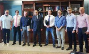 Συνάντηση Π.Ο.Ε.Π.Λ.Σ. με Υπουργό Ναυτιλίας & Νησιωτικής Πολιτικής κ. Γιάννη Πλακιωτάκη